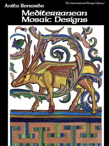 9780880450492: Mediterranean Mosaic Designs (International Design Library)