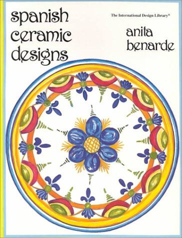9780880450591: Spanish Ceramic Designs (International Design Library)