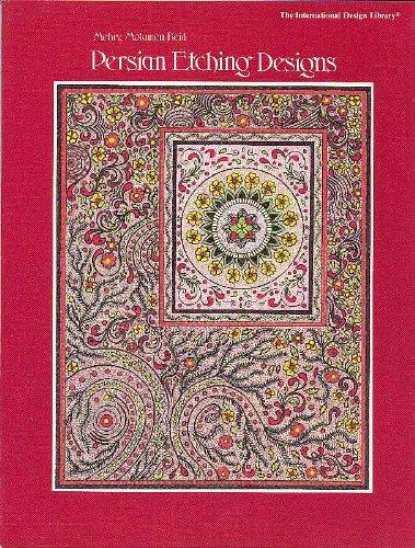 9780880450614: Persian Etching Designs (International Design Library)