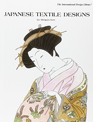 9780880450850: Japanese Textile Designs (International Design Library)