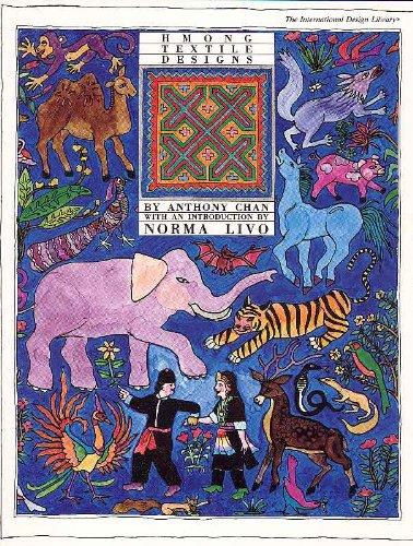 9780880451130: Hmong Textile Designs (International Design Library)