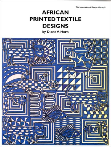 9780880451352: African Printed Textile Design (International Design Library Series)