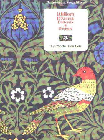 9780880451505: William Morris Patterns and Designs (International Design Library)