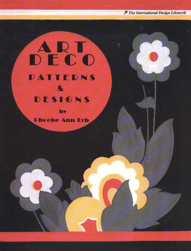 9780880451512: Art Deco Patterns & Designs