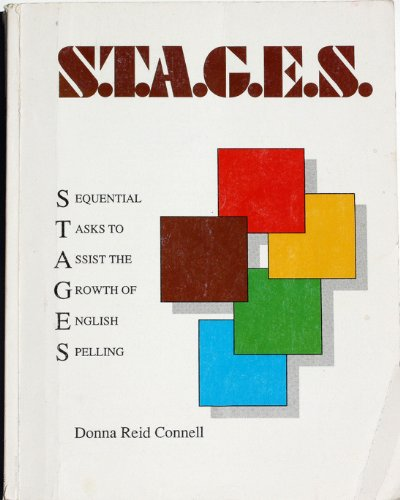 9780880473293: S.T.A.G.E.S. Sequential Tasks to Assist the Growth of English Spelling