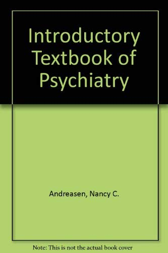 9780880481120: Introductory Textbook of Psychiatry