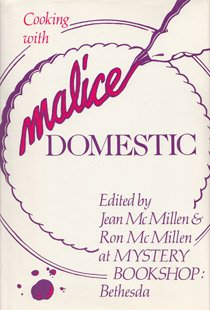 Cooking With Malice Domestic: Jean McMillen