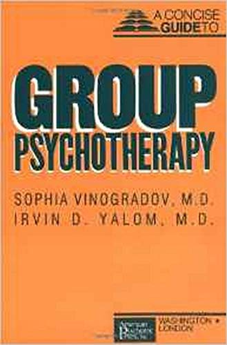 9780880483278: Concise Guide to Group Psychotherapy (Concise Guides/American Psychiatric Press)