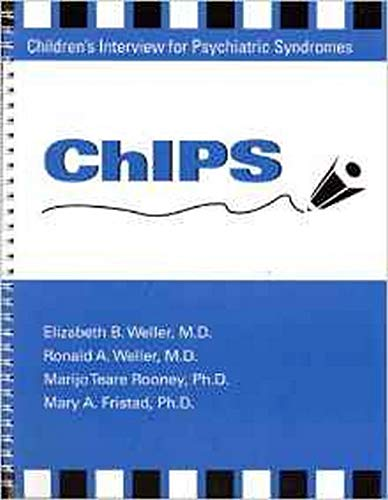 9780880483988: Chips Children's Interview for Psychiatric Syndromes
