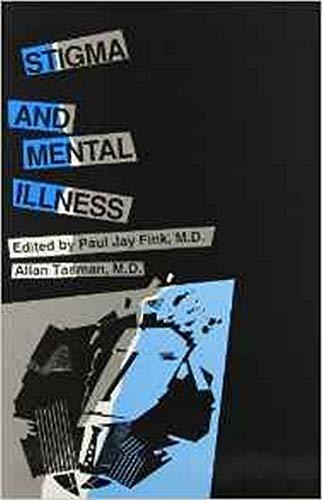 9780880484053: Stigma and Mental Illness