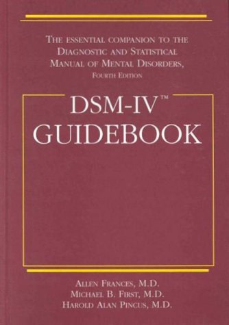 9780880484152: Dsm-IV Guidebook