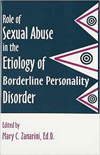 9780880484961: Role of Sexual Abuse in Etiology of Borderline Personality Disorder