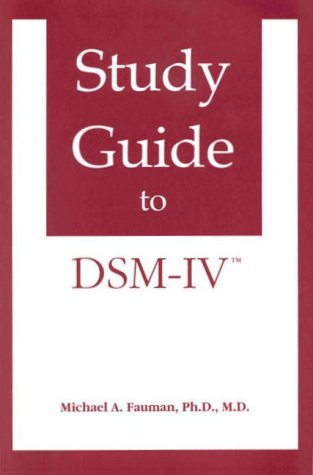9780880486965: Study Guide to Dsm-IV