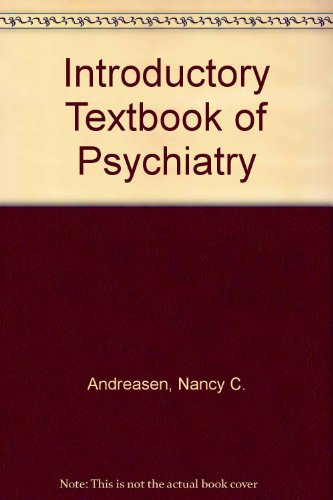 9780880487047: Introductory Textbook of Psychiatry