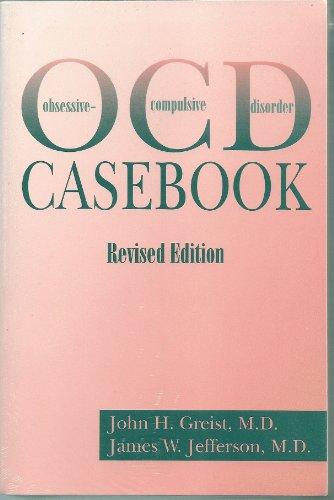 9780880487290: OCD Casebook: Obsessive Compulsive Disorder