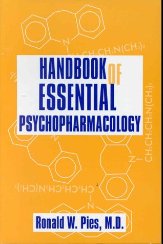 9780880487658: Handbook of Essential Psychopharmacology