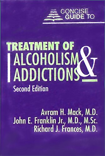 9780880488037: Concise Guide to Treatment of Alcoholism & Addictions (Concise Guides)