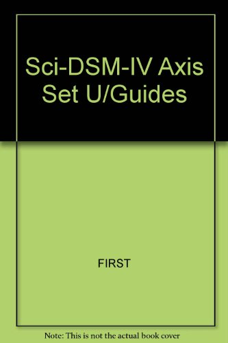 9780880488129: Structured Clinical Interview for Dsm-IV Axis II Personality Disorders