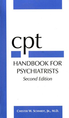 9780880488396: Cpt Handbook for Psychiatrists