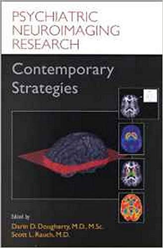 9780880488440: Psychiatric Neuroimaging Research: Contemporary Strategies