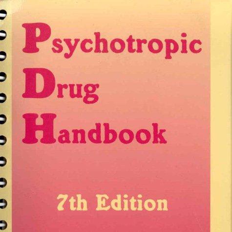 9780880488518: Psychotropic Drug Handbook