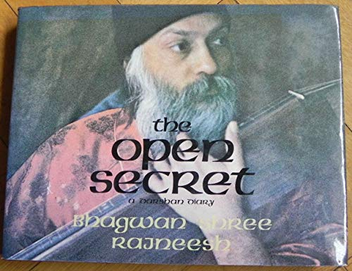 9780880501095: The Open Secret: A Darshan Diary