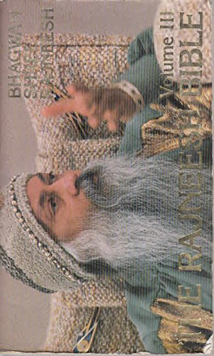 9780880502023: Rajneeshism Bible, Vol. 3