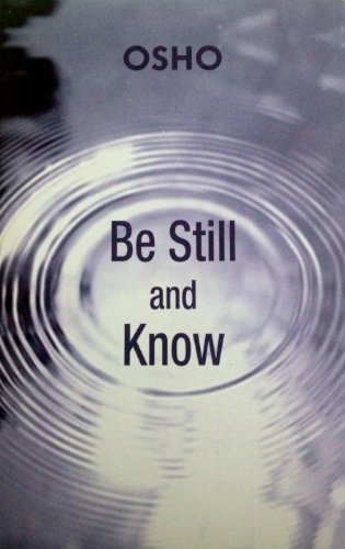 9780880505116: Be Still and Know