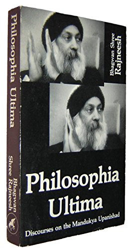9780880506175: Philosophia Ultima: Discourses on the Mandukya Upanishad