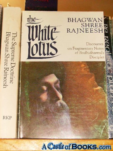 The White Lotus (0880506725) by Rajneesh, Osho