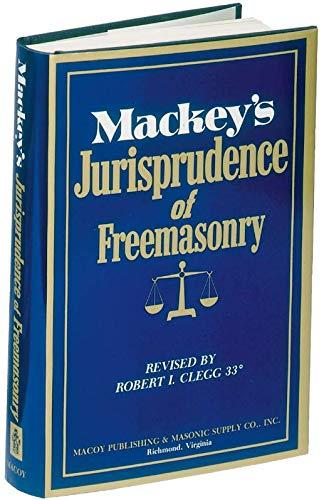 9780880530262: Mackeys Jurisprudence of Freemasonry