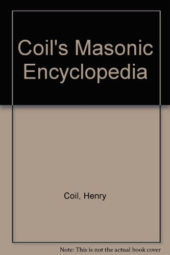 9780880530545: Coil's Masonic Encyclopedia
