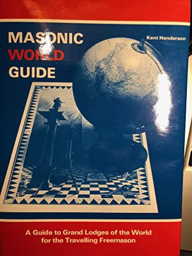 9780880530798: Masonic World Guide