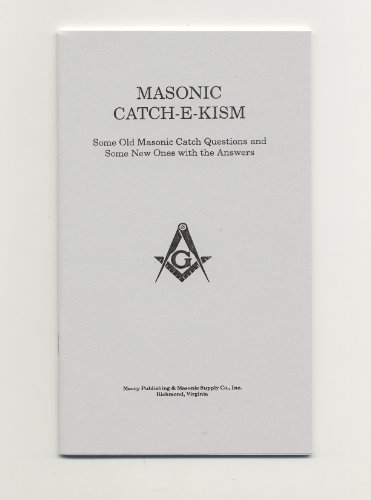 9780880530927: Masonic Catch-E-Kism