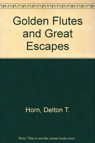 9780880560511: Golden Flutes and Great Escapes: How to Write Adventure Games for the Commodore 64