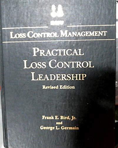 9780880610544: Practical Loss Control Leadership