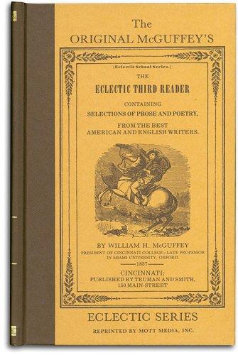 9780880620048: The Original McGuffey's Eclectic Third Reader (Eclectic school series) (McGuffey's Readers)