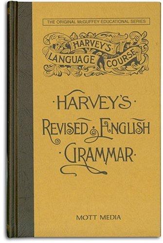 9780880620420: Harvey's Revised English Grammar (Harvey's Language Course)