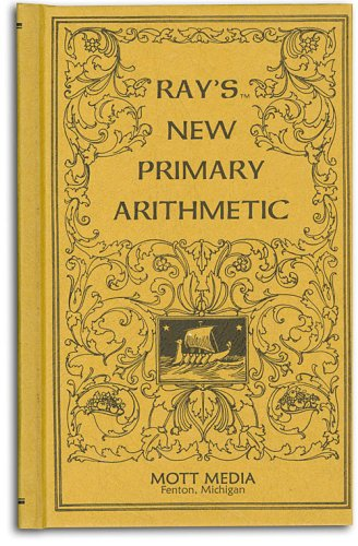 Ray's new primary arithmetic: For young learners: Joseph Ray