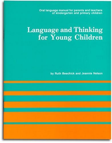 9780880621526: Language and Thinking for Young Children