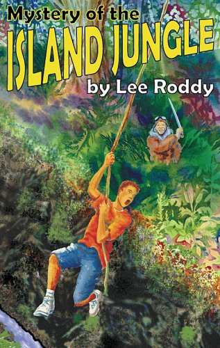 9780880622523: Mystery of the Island Jungle (Ladd Family Adventures (Mott Media))