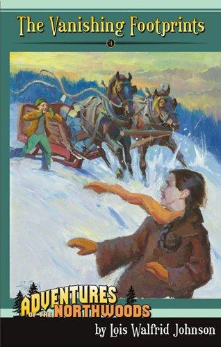 9780880622783: The Vanishing Footprints (Adventures of the Northwoods (Mott Media Paperback))