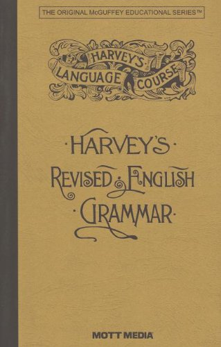 9780880622905: Harvey's Revised English Grammar (Harvey's Language Course)