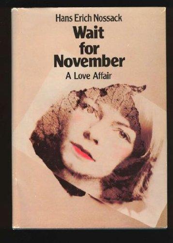 9780880640046: Wait for November