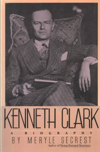 9780880640565: Kenneth Clark: A biography