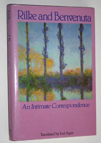 9780880640725: Rilke and Benvenuta: an Intimate Correspondence: Us Edition