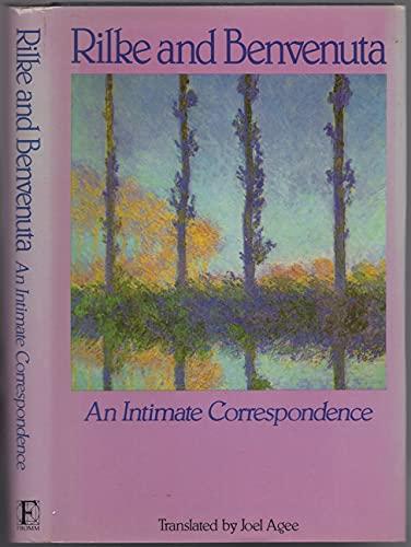 9780880640725: Rilke and Benvenuta: An Intimate Correspondence (English and German Edition)