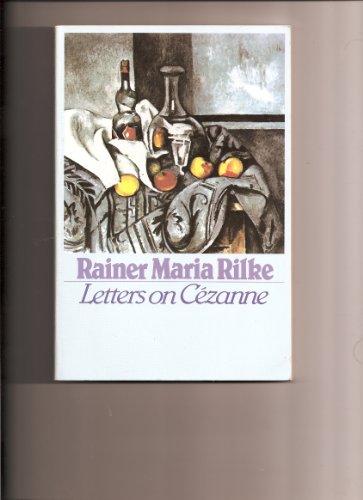 9780880641074: Letters on Cezanne