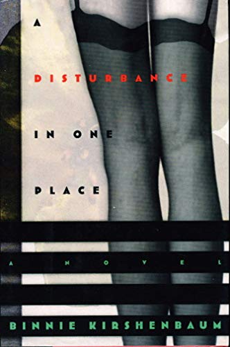 9780880641579: A Disturbance in One Place: A Novel