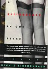 9780880641647: A Disturbance in One Place: A Novel
